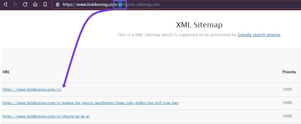 multilingual-url-sitemap
